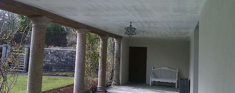 Heritage ceiling renovation